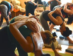 yoga, meditación, relajación